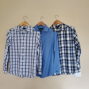 Boys button down bundle